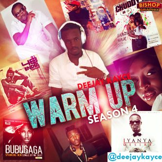 DJ Kayce - THE WARM UP SEASON 4 Artwork | AceWorldTeam.com