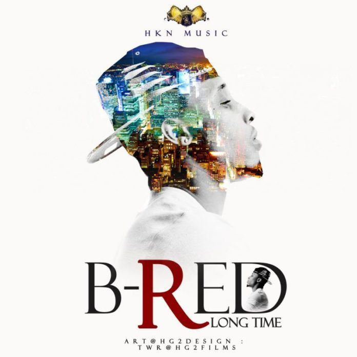 B-Red - LONG TIME [prod. by Shizzi & Scarface] Artwork | AceWorldTeam.com