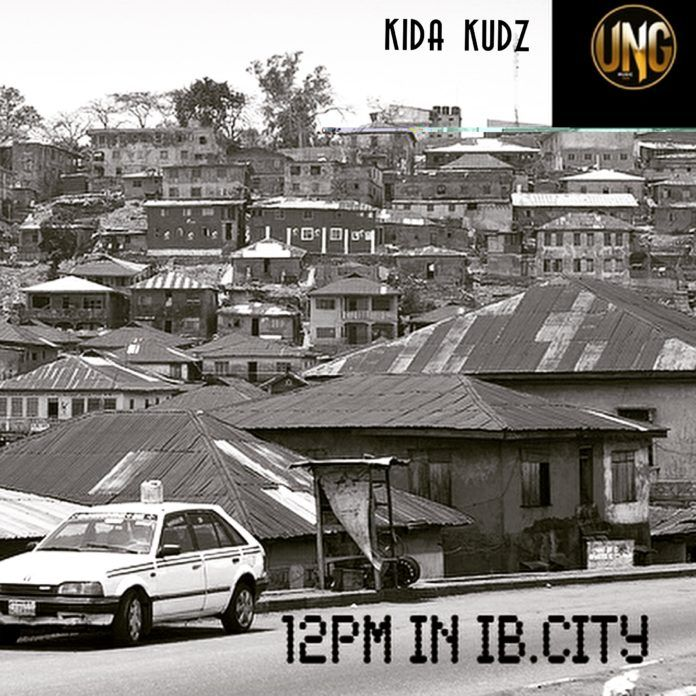 Kida Kudz - 12PM IN IB CITY (Freestyle) Artwork | AceWorldTeam.com