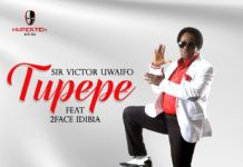 Sir Victor Uwaifo ft. 2face Idibia - TUPEPE (prod. by J-Sleek) Artwork | AceWorldTeam.com