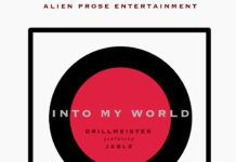 Jable - INTO MY WORLD (prod. by DrillMeister) Artwork | AceWorldTeam.com