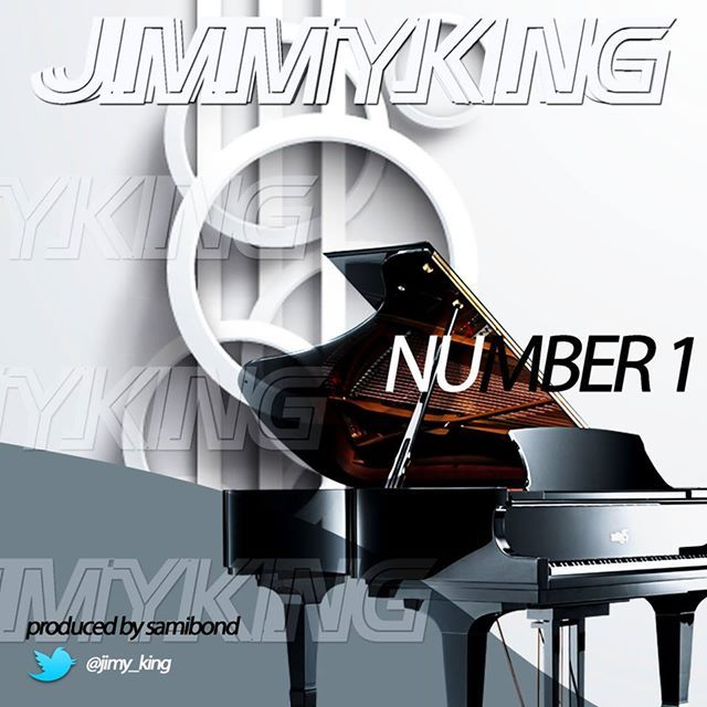 Jimmy King - NUMBER 1 (prod. by Samibond) Artwork | AceWorldTeam.com