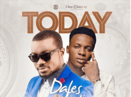 Dales ft. Koker - TODAY (prod. by CKay) Artwork | AceWorldTeam.com