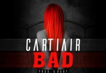 Cartiair - BAD (prod. by G.Baby) Artwork | AceWorldTeam.com