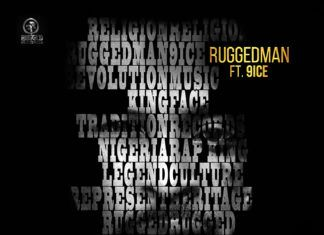 Ruggedman ft. 9ice - RELIGION (prod. by KrizBeatz) Artwork | AceWorldTeam.com