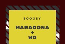 Boogey - MARADONA + WO (Freestyle) Artwork | AceWorldTeam.com