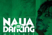 DJ Mewsic – NAIJA IS DANCING Mixtape Vol. 18 Artwork | AceWorldTeam.com