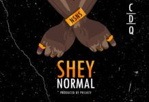 CDQ - SHEY NORMAL (prod. by PhilKeyz) Artwork | AceWorldTeam.com