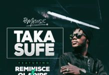 DJ Mewsic ft. Reminisce & Ola Dips - TAKA SUFE (prod. by Bem) Artwork | AceWorldTeam.com