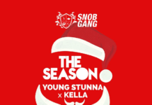 Young Stunna ft. Kella - THE SEASON (prod. by MiranoSounds) Artwork | AceWorldTeam.com