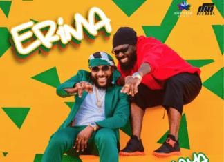 KCee ft. Timaya - ERIMA (prod. by Orbeat) Artwork | AceWorldTeam.com