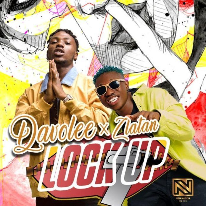 Davolee ft. Zlatan - LOCK UP Artwork | AceWorldTeam.com