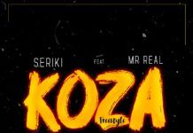 Seriki ft. Mr. Real - KOZA (Zaddy G'Hoe ~ Freestyle) Artwork | AceWorldTeam.com