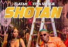 Zlatan ft. Tiwa Savage - SHOTAN (prod. by Spellz) Artwork | AceWorldTeam.com