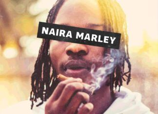Naira Marley – BAD INFLUENCE (prod. by Rexxie) Artwork | AceWorldTeam.com