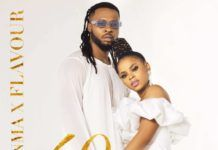 Chidinma & Flavour - 40Yrs (Everlasting, EP) Artwork | AceWorldTeam.com
