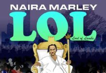 Naira Marley - Lord of Lamba (Artwork) | AceWorldTeam.com