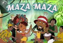 Orezi - Maza Maza (prod. by Mystro) Artwork | AceWorldTeam.com