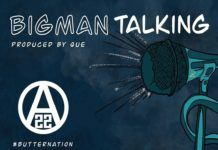 Ajebutter22 - Big Man Talking (prod. by Que) Artwork | AceWorldTeam.com