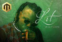 Dr. SID – Lit (feat. Ladipoe) Artwork | AceWorldTeam.com