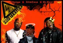 Konga - High Tension (feat. Slimcase & Mr. Real) Artwork | AceWorldTeam.com