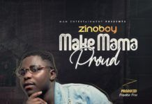 Zinoboy - Make Mama Proud (prod. by Frankie Free) Artwork | AceWorldTeam.com