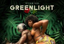 Olamide - Green Light Artwork | AceWorldTeam.com