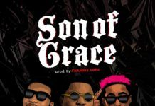 Zinoboy - Son of Grace (feat. Erigga & Victor AD) Artwork | AceWorldTeam.com