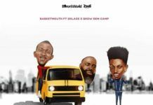 Basketmouth - Myself (feat. Oxlade & Show Dem Camp) Artwork | AceWorldTeam.com