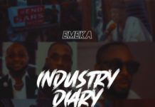 Emeka - Industry Diary 2020 Artwork | AceWorldTeam.com