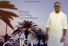 Lil' Dizzie (feat. David Blazzer & G-Mario) - Ijo Otunba (prod. by Mo' Beatz) Artwork | AceWorldTeam.com