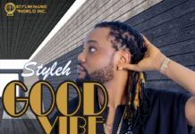 Styleh - Good Vibe (Official Video) Artwork | AceWorldTeam.com