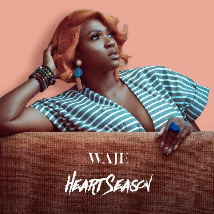 Waje - Heart Season (EP) Artwork | AceWorldTeam.com