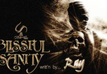 BLISSFUL SANITY ...writt'n by Ray Artwork | AceWorldTeam.com