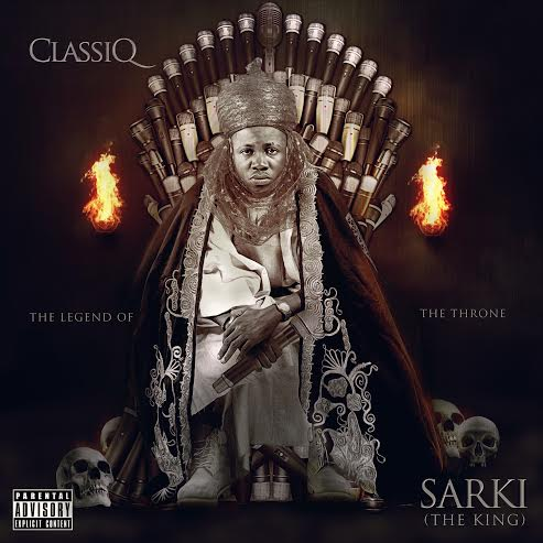 ClassiQ - SARKI [The King] Artwork | AceWorldTeam.com
