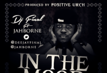 DJ Final ft. Jahborne - IN THE MOOD Artwork | AceWorldTeam.com