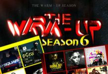DJ Kayce - THE WARM UP SEASON 6 [Mixtape] Artwork | AceWorldTeam.com
