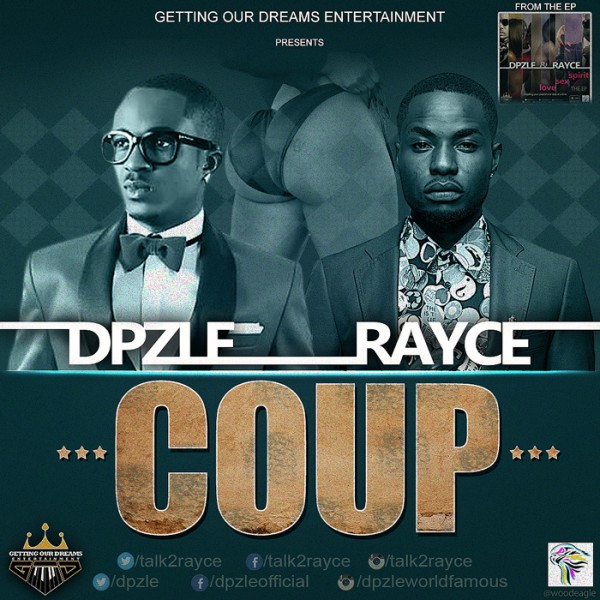 Dpzle & Rayce - COUP [prod. by Ploops] Artwork | AceWorldTeam.com