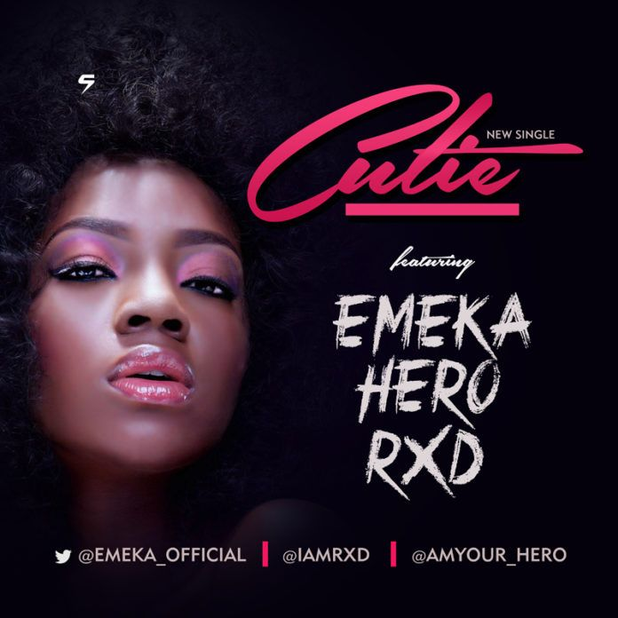 Emeka, RXD & Hero - CUTIE Artwork | AceWorldTeam.com