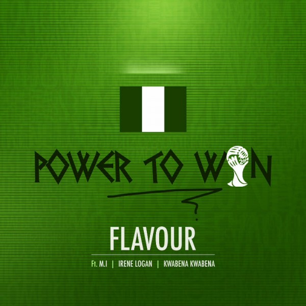 Flavour ft. M.I [Additional Vocals by Irene Logan & Kwabena Kwabena] - POWER TO WIN Artwork | AceWorldTeam.com