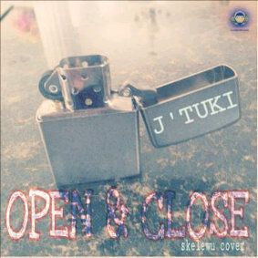 J'Tuki - OPEN & CLOSE [a DavidO cover] Artwork | AceWorldTeam.com