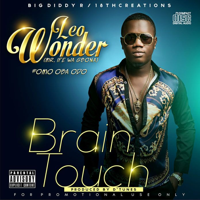 Leo Wonder - BRAIN TOUCH [prod. by D'Tunes] Artwork | AceWorldTeam.com