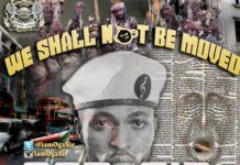 Oga Sir - WE SHALL NOT BE MOVED Artwork | AceWorldTeam.com