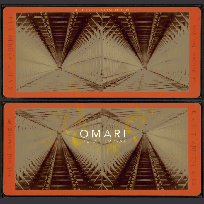 Omari - THE OTHER WAY Artwork | AceWorldTeam.com