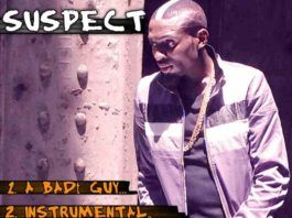 Tha Suspect - A BADT GUY... Artwork | AceWorldTeam.com