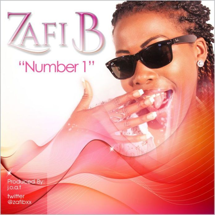 Zafi B - NUMBER 1 [Official Video] Artwork | AceWWorldTeam.com
