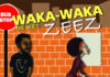 Zeez - WAKA WAKA [Official Video] Artwork | AceWorldTeam.com